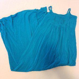 Calvin Klein Size 10 Midi Length Dress